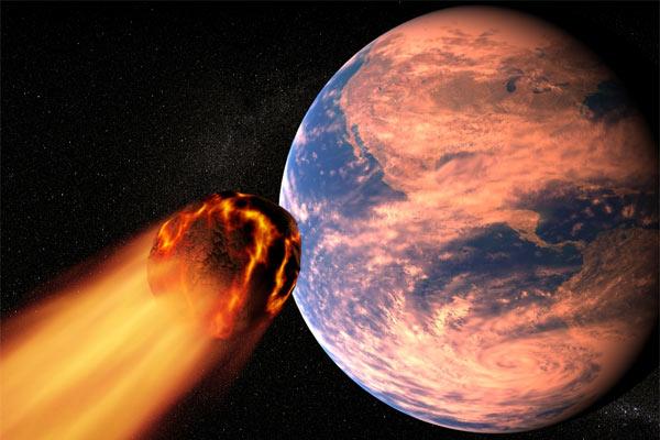 Астероид 2004 bl86 пройдет рядом с землёй