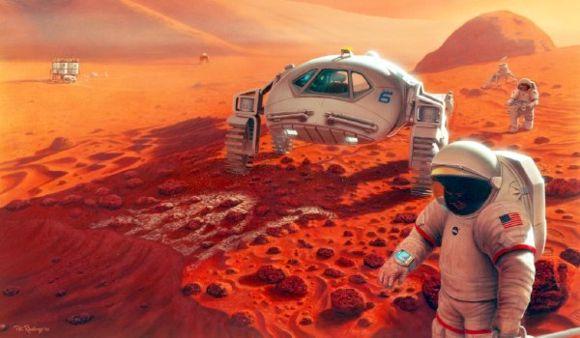 Экспедиция на марс под угрозой