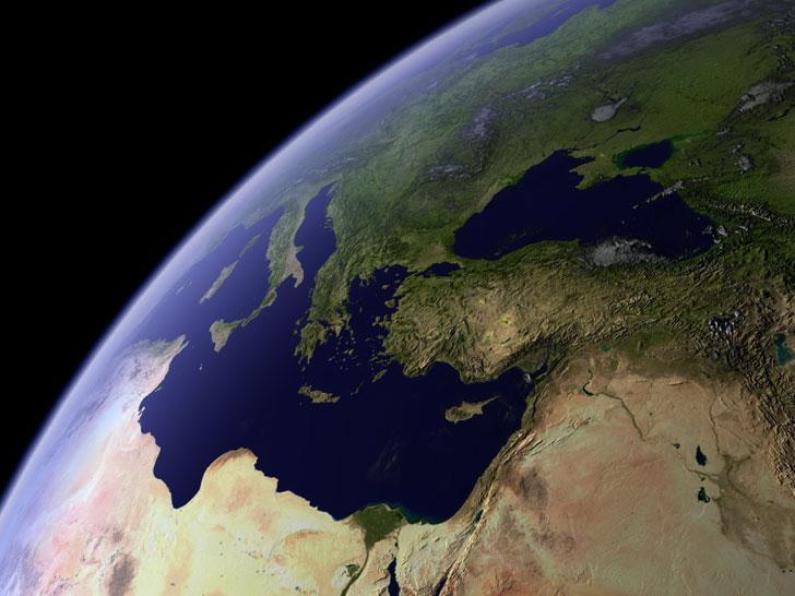 снимки из космоса в реальном времени