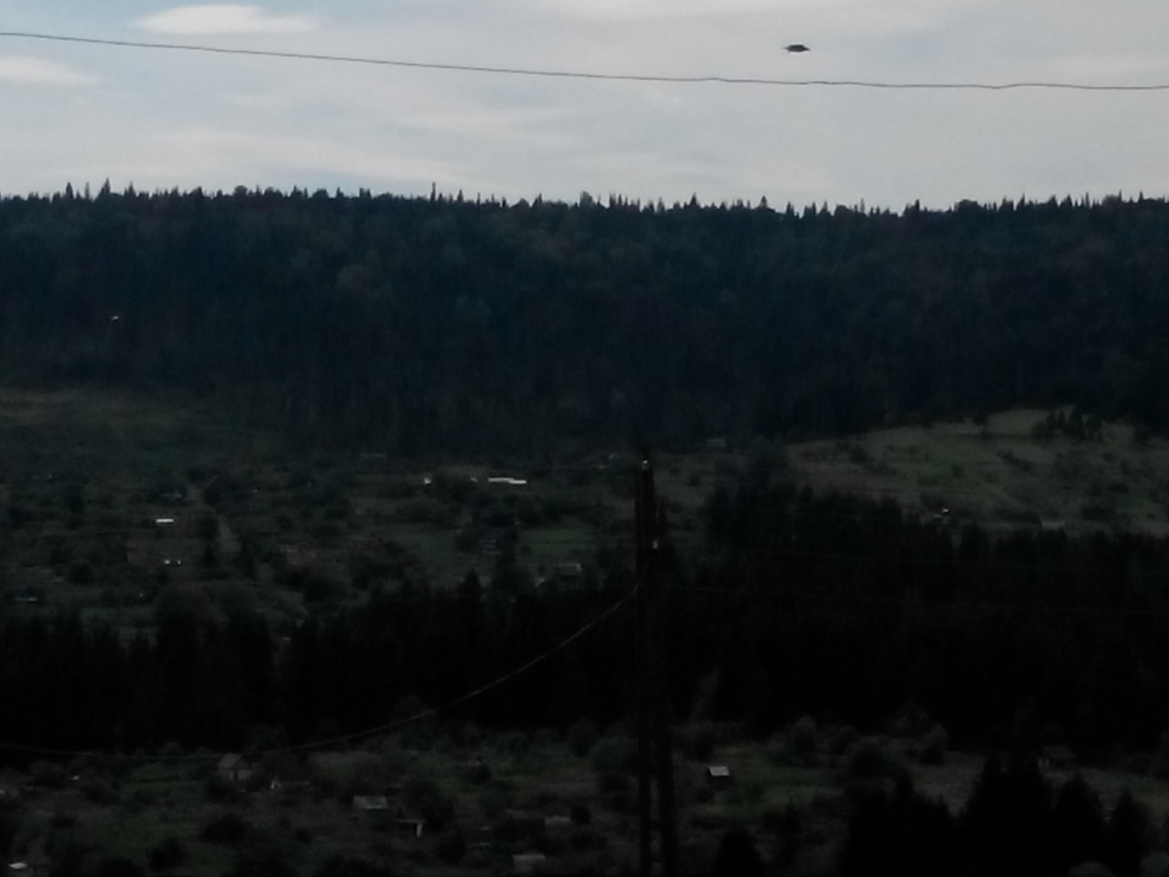 Появление НЛО  в 2013 (7 фото)