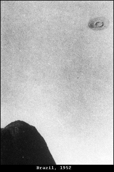 Историческое Фото НЛО за 1952-1955 (15 фото)