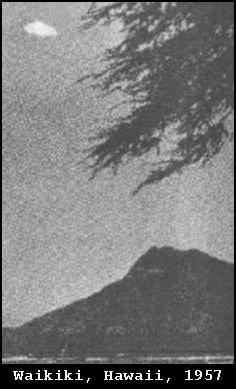 Фотографии UFO за 1957-1959 (12 фото)