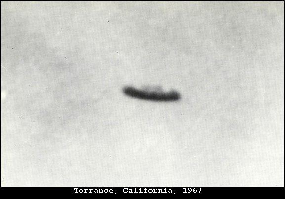 Мировые фотографии НЛО 1967-1969 (18 фото)