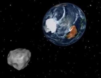 Земли должен пройти гигантский
